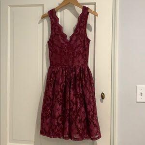 Asos Lace Party Dress